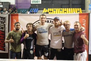 DARWIN BJJ TEAM STH QLD CHAMPS