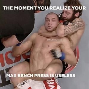 BJJ vs gym