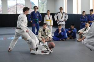 Jiu Jitsu jet selection 2016
