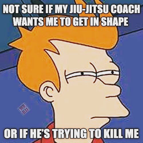 BJJ coaches why?