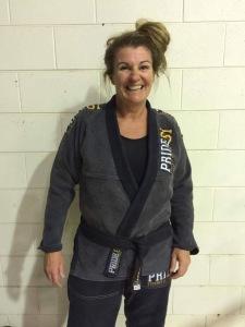 Queenie Judo pic